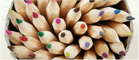 Colorful-pencils-in-a-cup